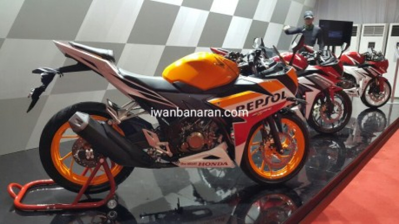 2016 Honda CBR 150R launched, priced at IDR 32.9 Million