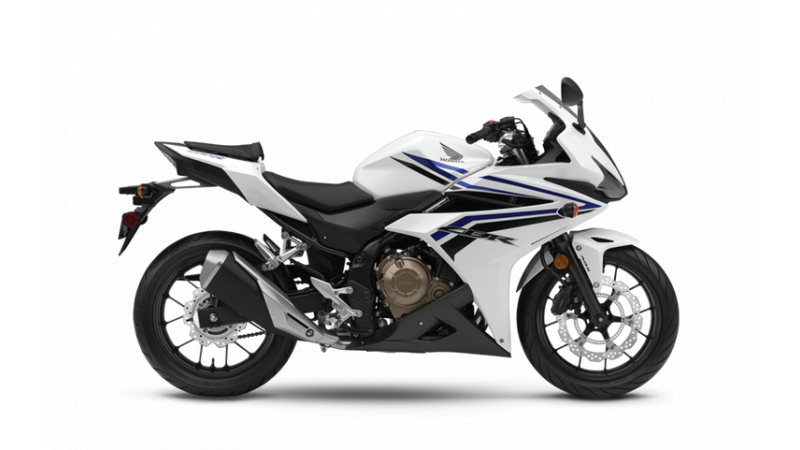 2016 Honda CBR500R new images surface, with more aggressive appeal