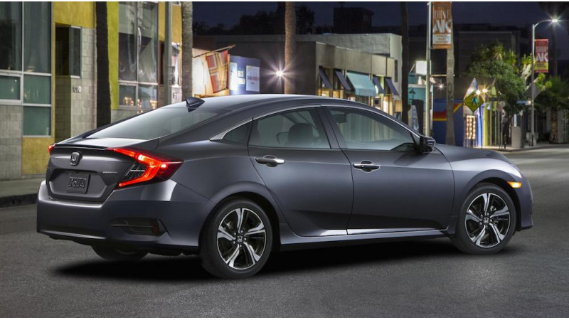 All-new Honda Civic gets priced in the UK