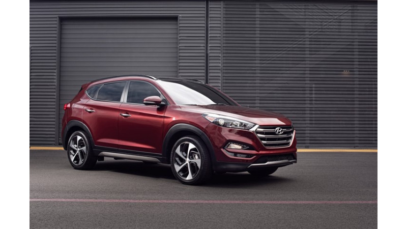 2016 Hyundai Tucson recalled in the US to fix software issue