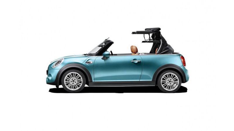 2016 Mini Cooper Convertible to be launched in India tomorrow