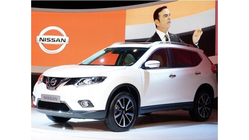Seven-seater Nissan X-Trail to be launched at upcoming 2016 Auto Expo