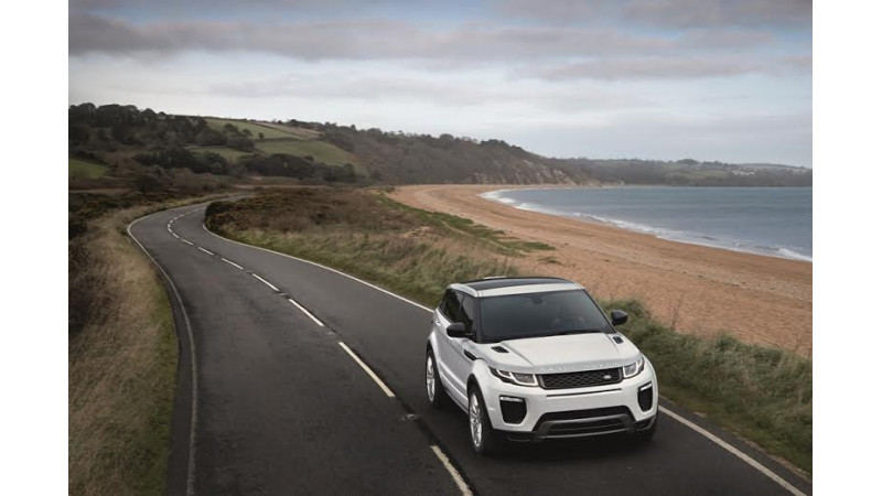 2016 Range Rover Evoque bookings open, due for launch in November