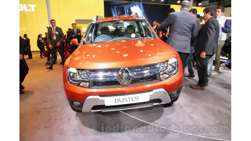 2016 Renault Duster AMT due for launch next month