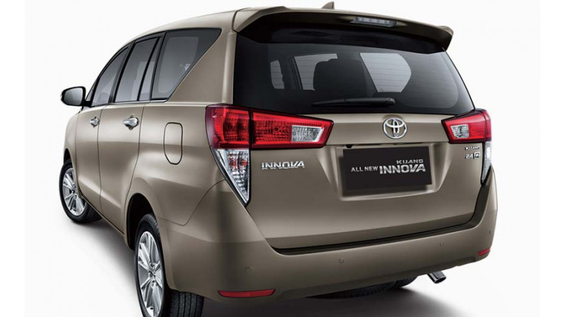 2016 Toyota Innova launched in Indonesia