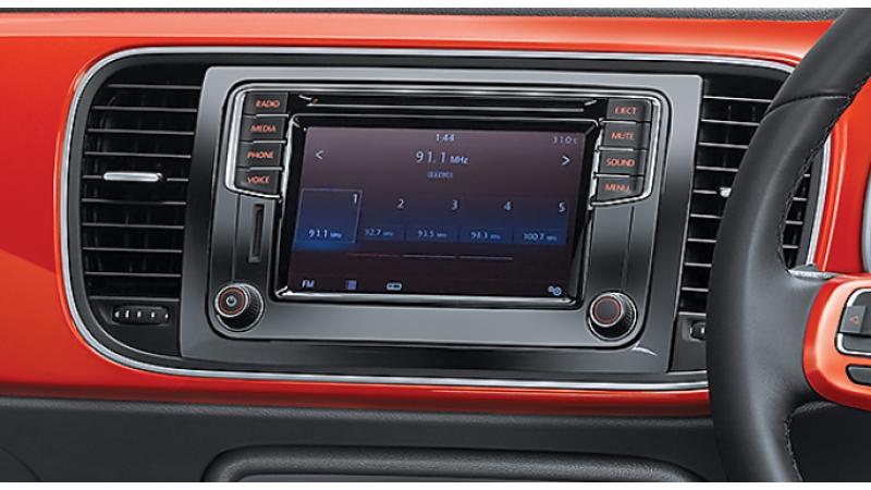 2016 Volkswagen Jetta gets new infotainment system