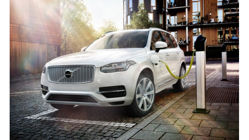 Volvo to introduce hybrids for the Indian market this year