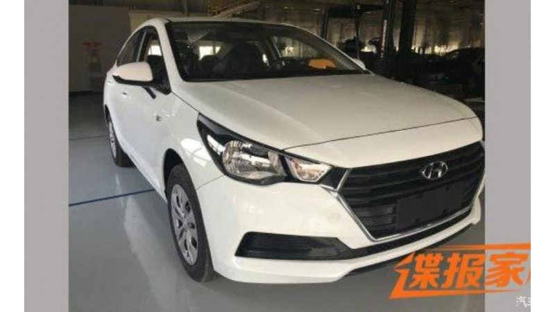 2017 Hyundai Verna to be unveiled in China