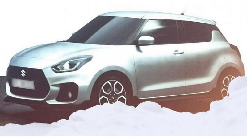 Next-gen Suzuki Swift Sport to get turbocharged petrol mill