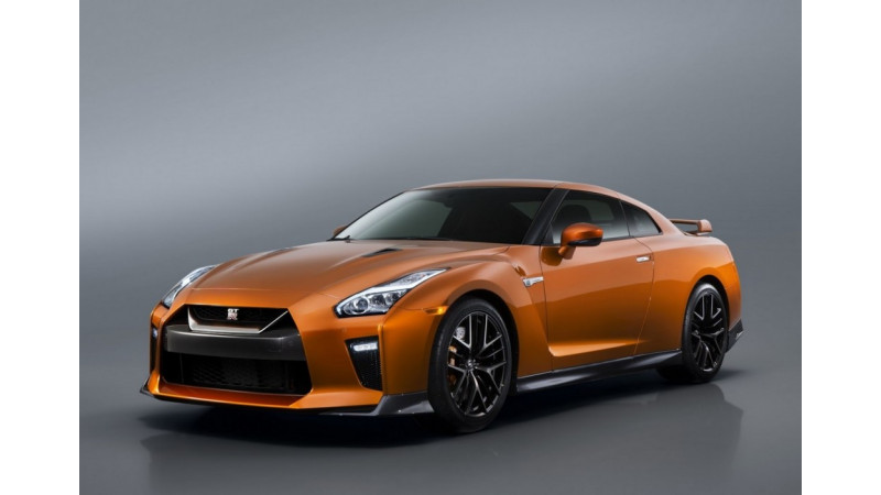 New Nissan GT-R launched in Europe