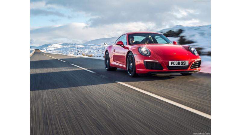Porsche 911 facelift- what to expect