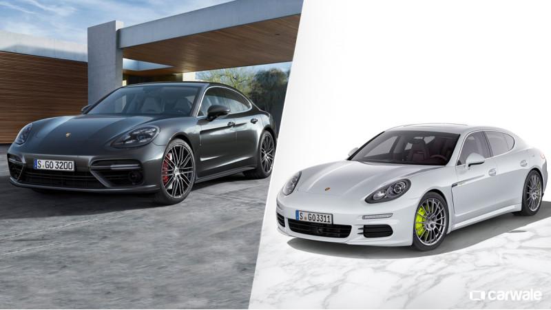 2017 Porsche Panamera vs Old Porsche Panamera: Comparison