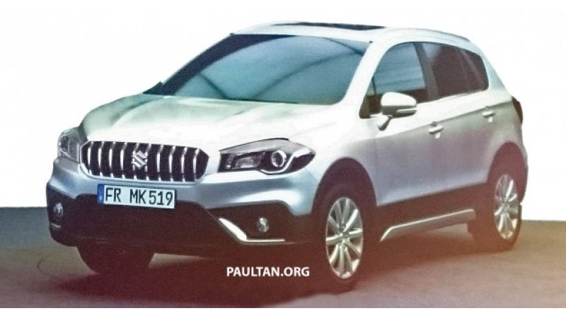 2017 Maruti Suzuki S-Cross to be unveiled soon