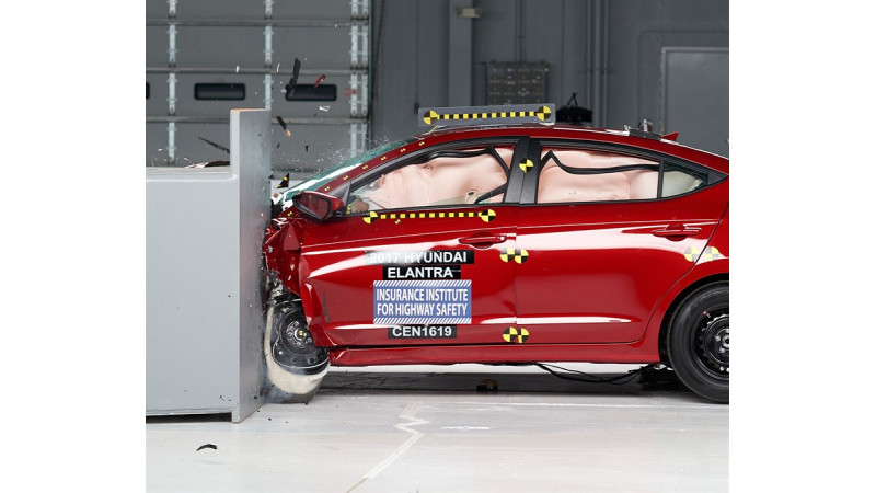 India-bound Hyundai Elantra gets maximum safety rating from IIHS