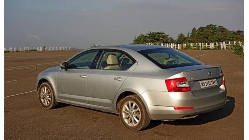 Skoda announces a recall for 539 Octavias in India