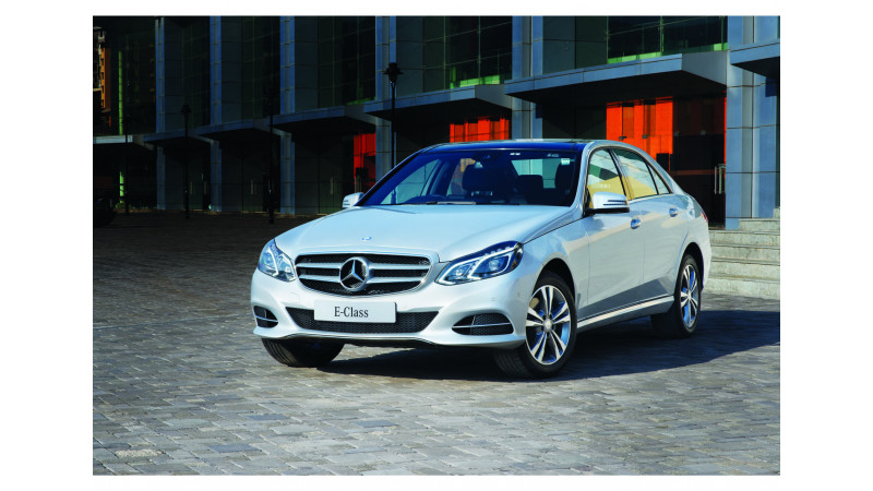 55 Mercedes-Benz cars ordered by Ministry of External Affairs