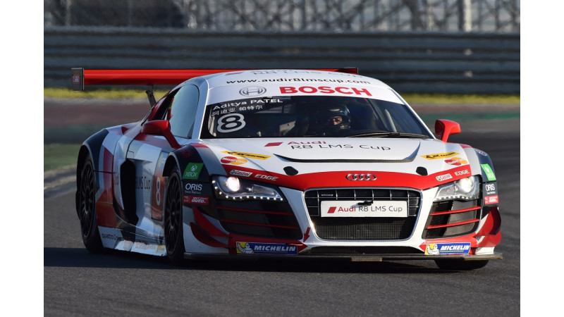 Aditya Patel to race in Audi R8 LMS Cup for second consecutive year