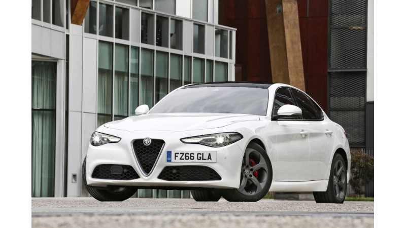Alfa Romeo Giulia range prices and specs announced