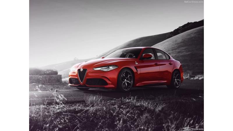 Alfa Romeo's new SUV to be called Stelvio; Giulia production to start soon