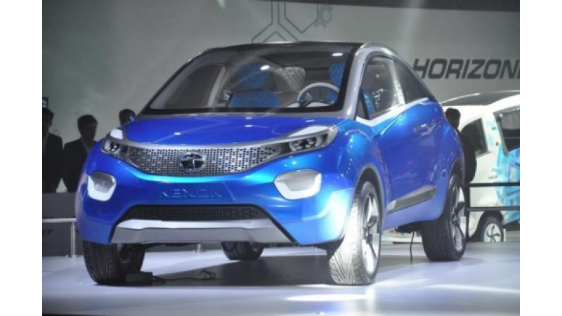 Tata to showcase 20 products at Auto Expo 2016