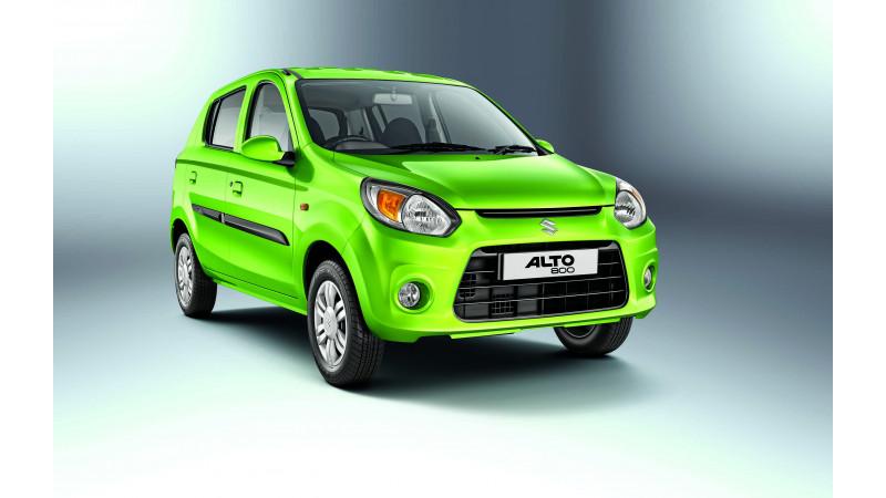 Maruti Suzuki launches new Alto 800 for Rs 2.49 lakh