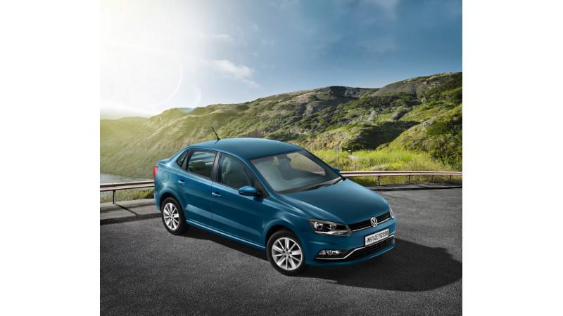 Volkswagen Ameo unveiled in India