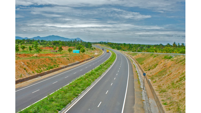 Bharatmala project to build 83k kms of road network