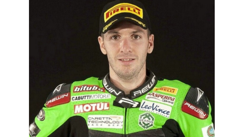 Andrea Antonelli dies in a crash at Supersport World Championship 2013