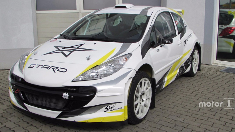 World's first electric rally car revealed