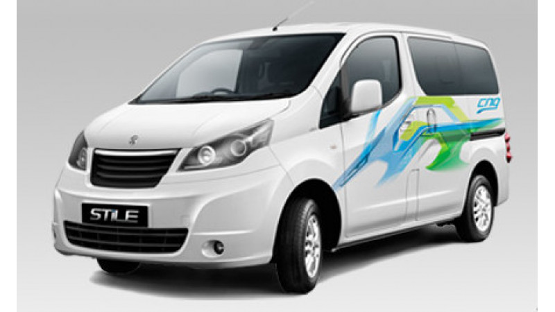 Ashok Leyland Stile CNG MPV launch in India on 16th July