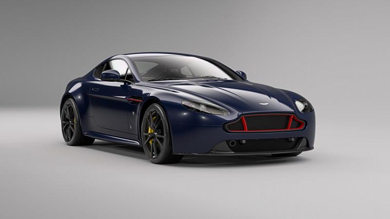 Aston Martin V8 and V12 Vantage special editions revealed