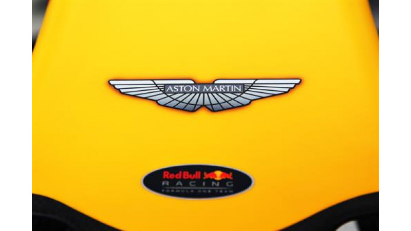 Aston Martin and Red Bull Racing partnership extended for 2017
