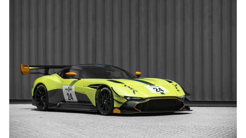 Aston Martin upgrades Vulcan with aerodynamic enhancements and shorter gearing