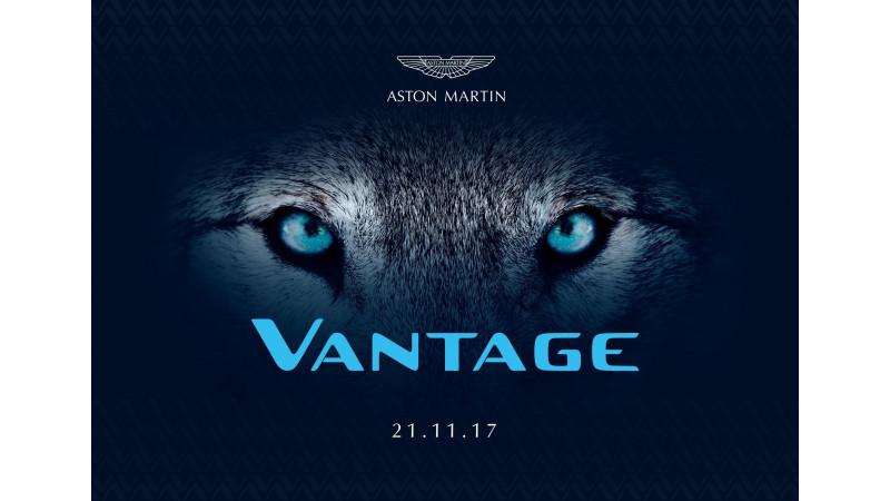 Aston Martin to reveal the new-gen Vantage on 21 November