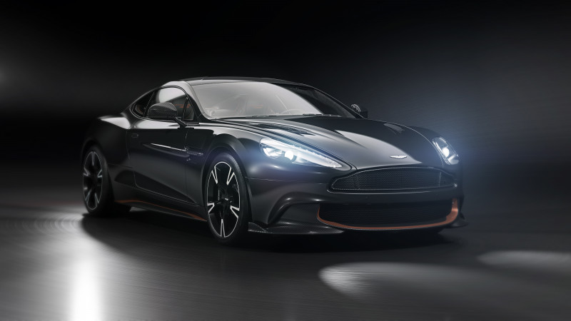Aston Martin reveals the final Vanquish S Ultimate series