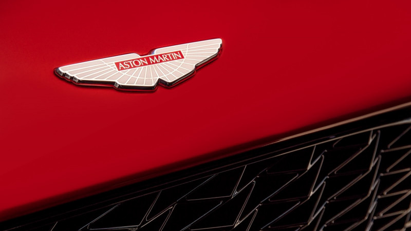 Aston Martin plans to electrify their range by the mid-2020s