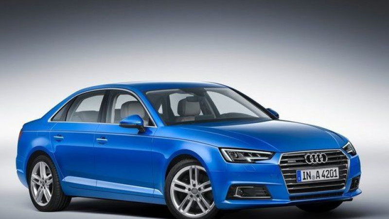 New Audi A4 Preview