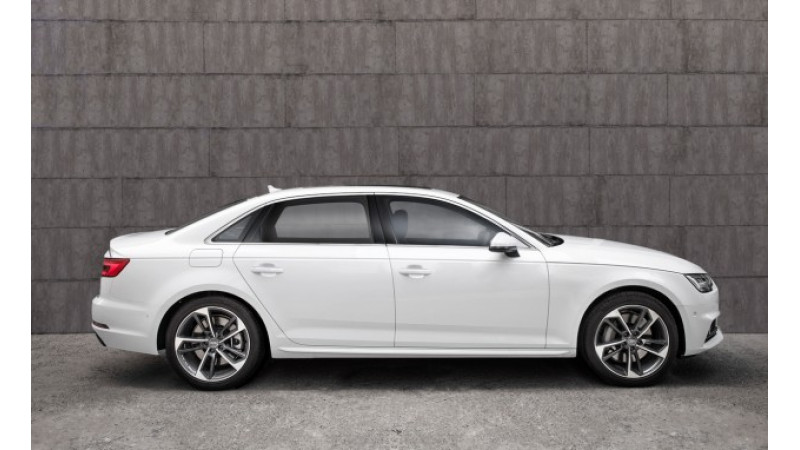 Audi unveils long-wheelbase version of the A4 at Beijing Motor Show
