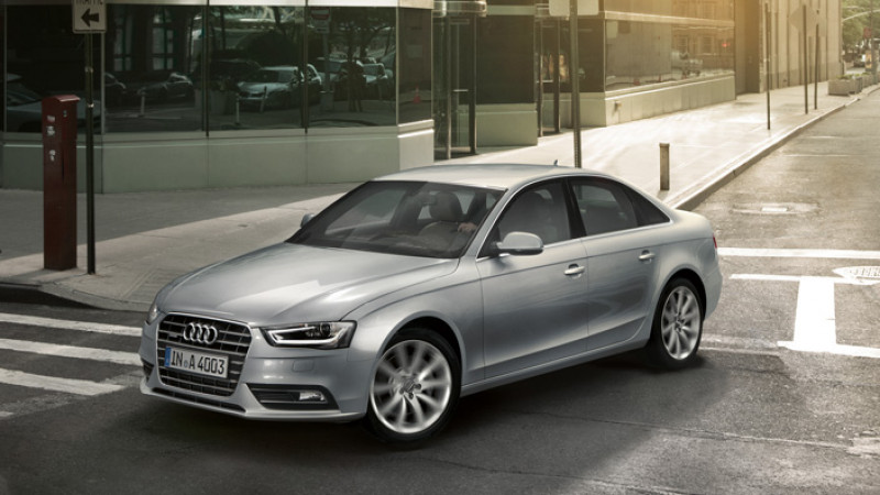 Audi offering chunky discounts on the old A4