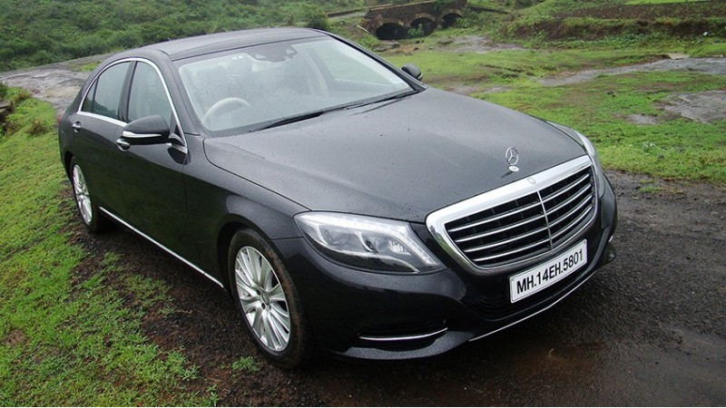 Mercedes-Benz S 400 to launch in India on March 29
