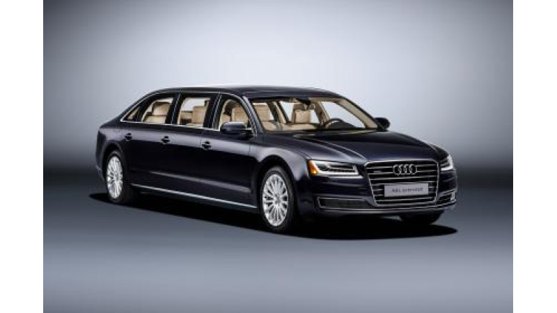 Next generation Audi A8 could spawn multiple body styles