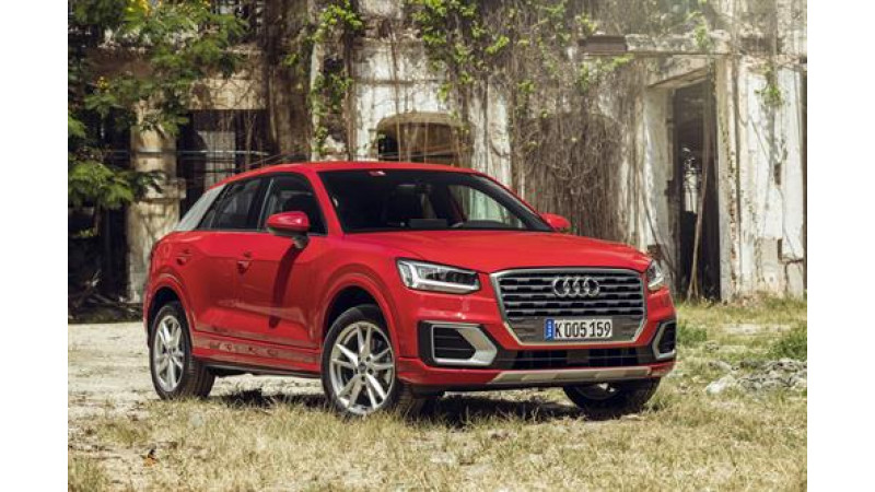 Audi Q2 UK prices and specs officially revealed