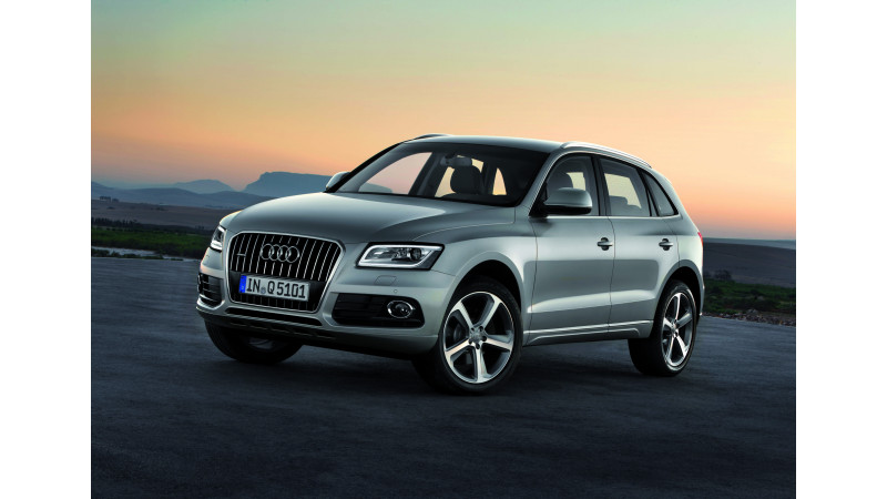 Next-gen Audi Q5 detailed