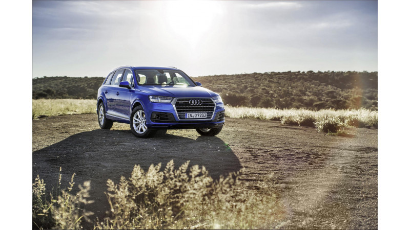 Audi India to launch the new Q7 tomorrow