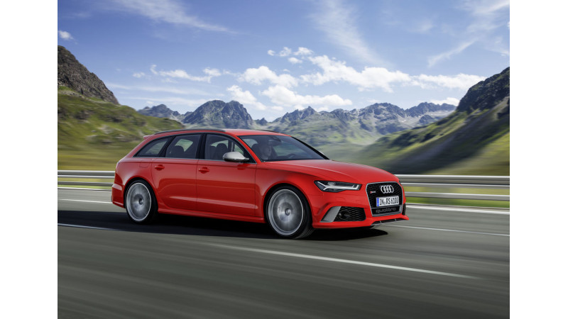Audi reveals the RS 6 Avant performance and RS 7 Sportback performance models