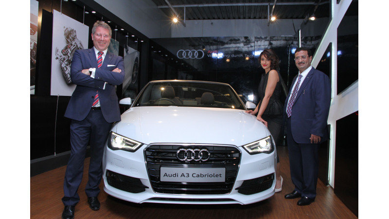 Audi inaugurates a new dealership in Thane