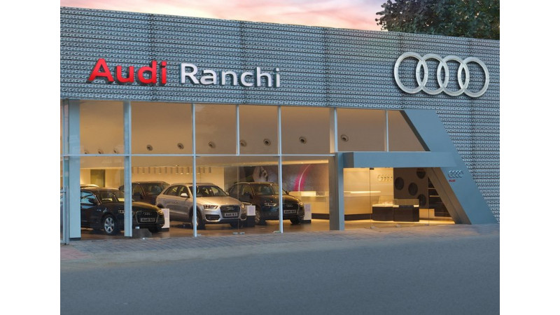 Audi inaugurates new dealership outlet in Ranchi
