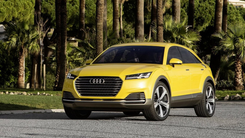 Audi re-submits application to trademark Q4 name