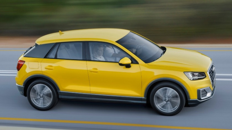 Audi's Q2 SUV to primarily target buyers looking to downsize
