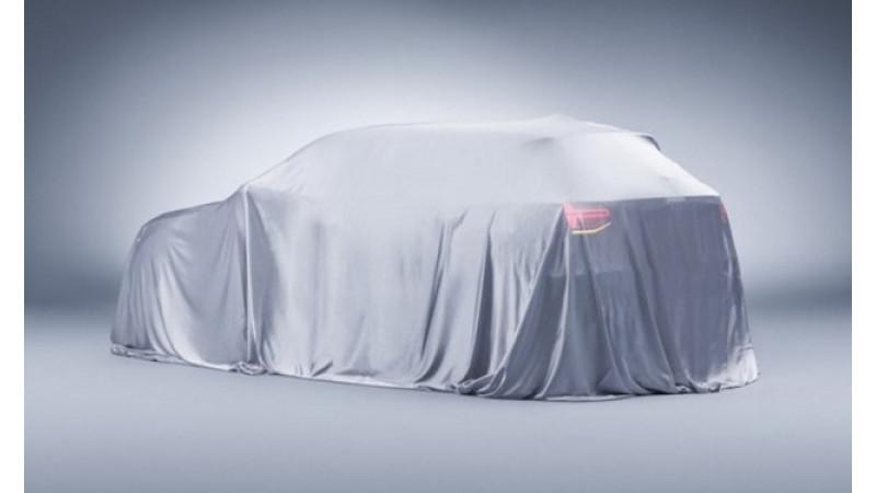 Audi's upcoming Q model teased again ahead of its Geneva debut